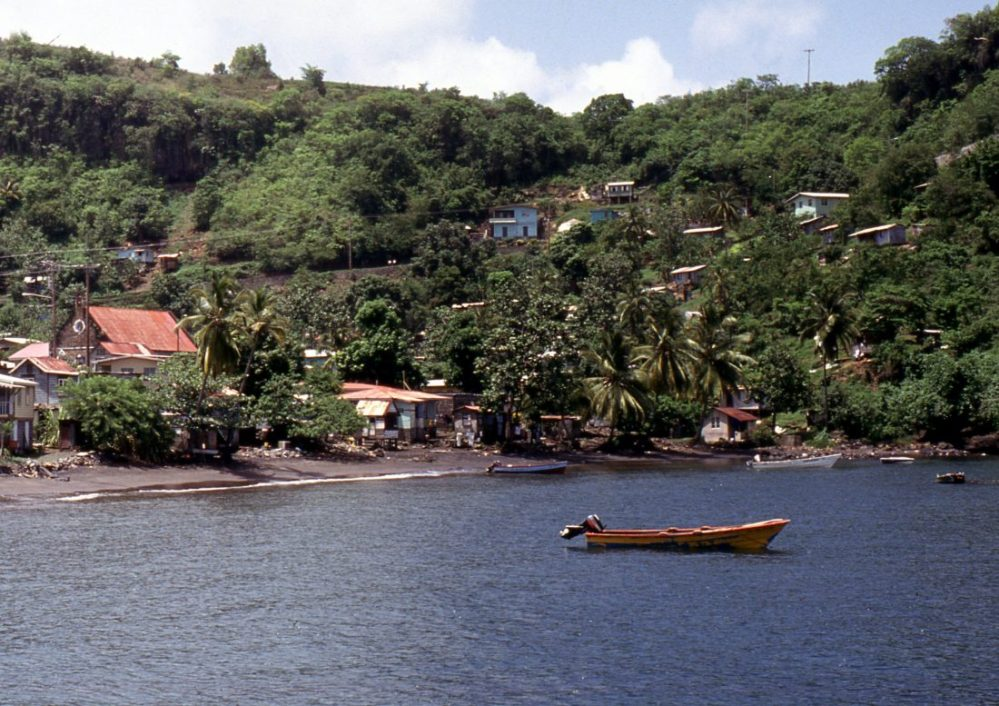 Saint Vincent and the Grenadines : Layou