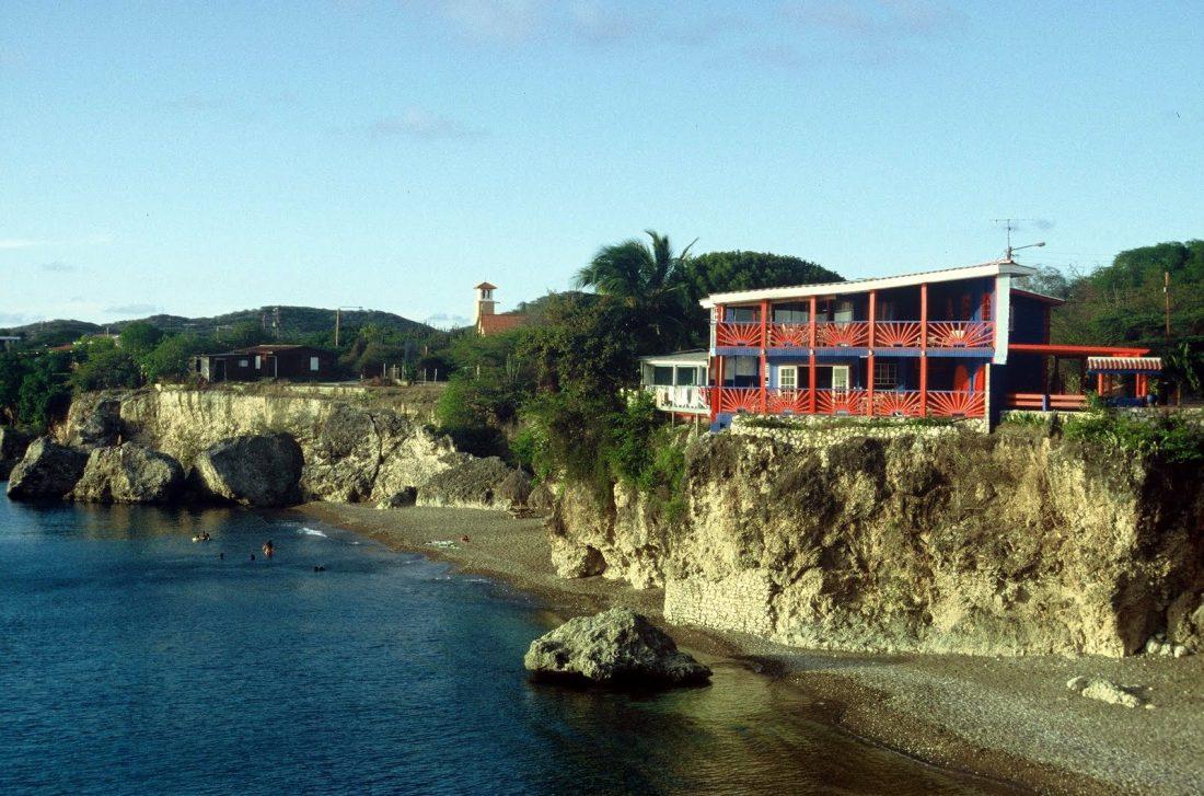 Curaçao : Westpunt : Rancho El Sobrino