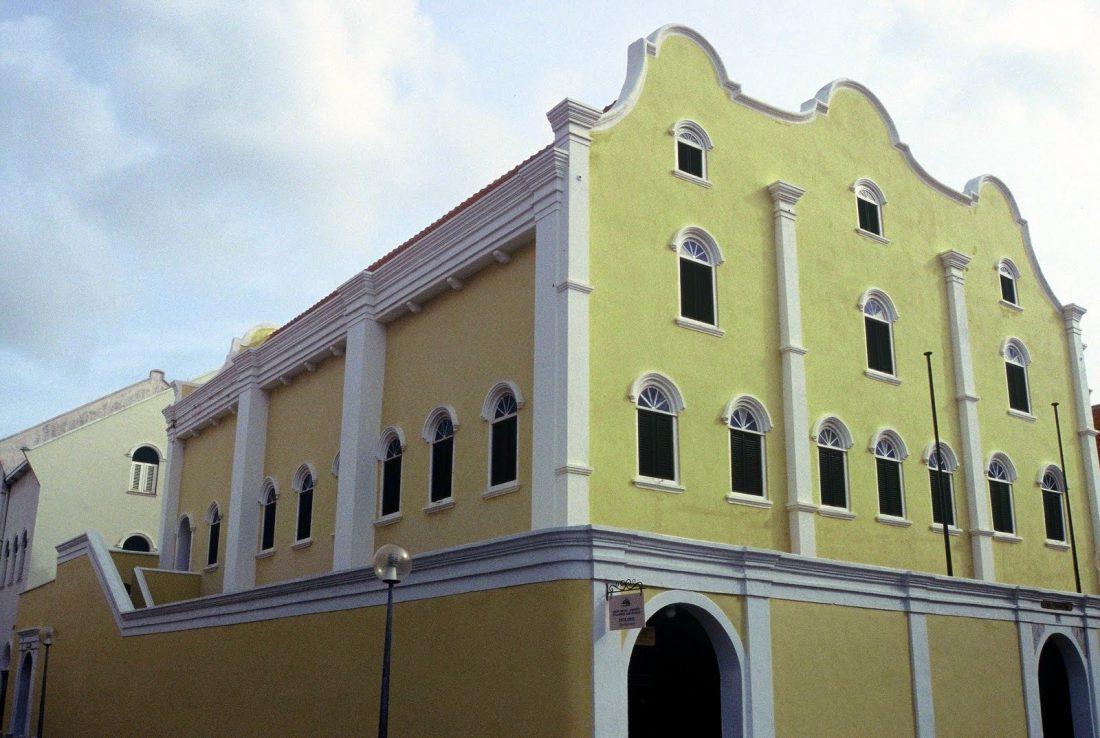 Curaçao : Willemstadt Synagogue