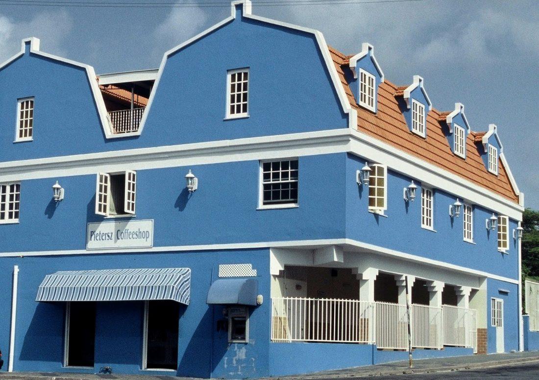 Curaçao : Willemstadt : Pietersz Coffee Shop Otrabanda