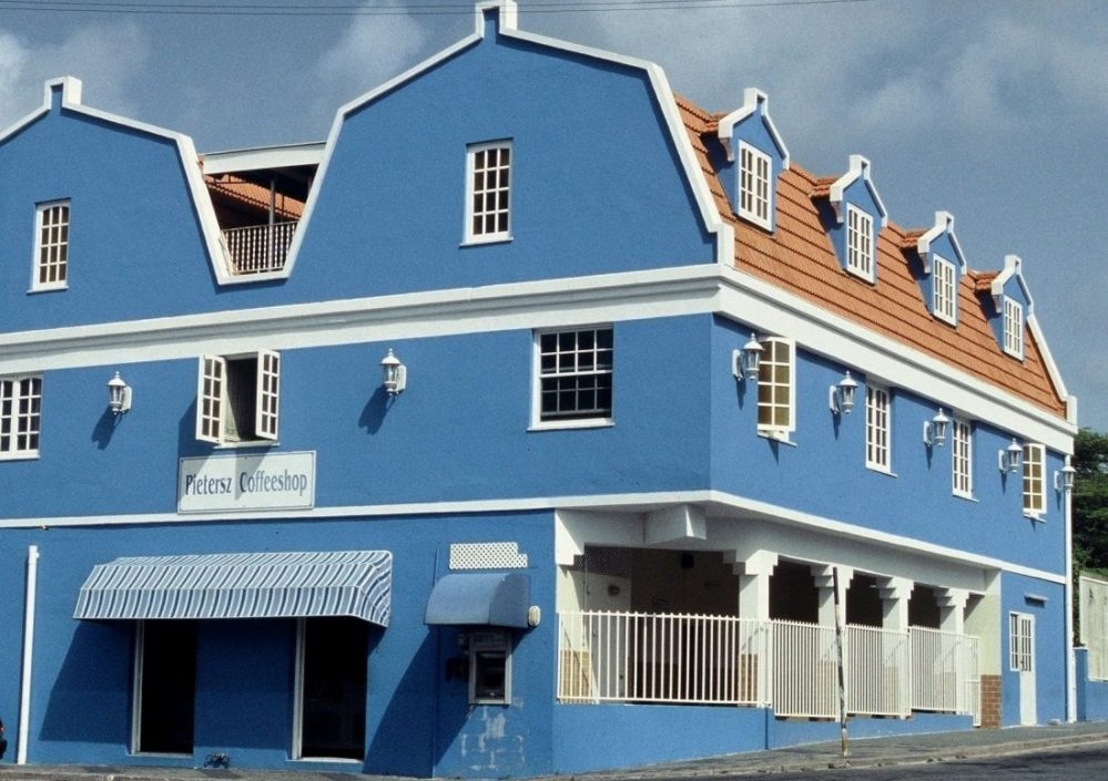 Curaçao : Willemstadt : Pietersz Coffee Shop Otrabanda