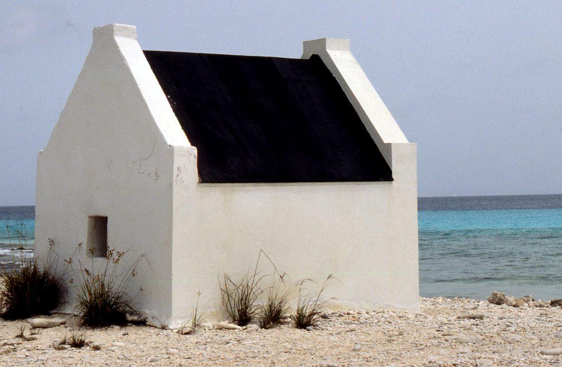 Bonaire : Old Slave Huts