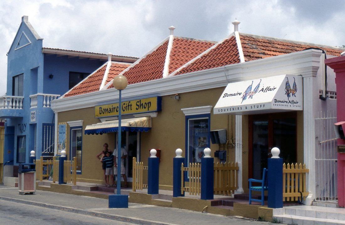 Bonaire : Kralendijk