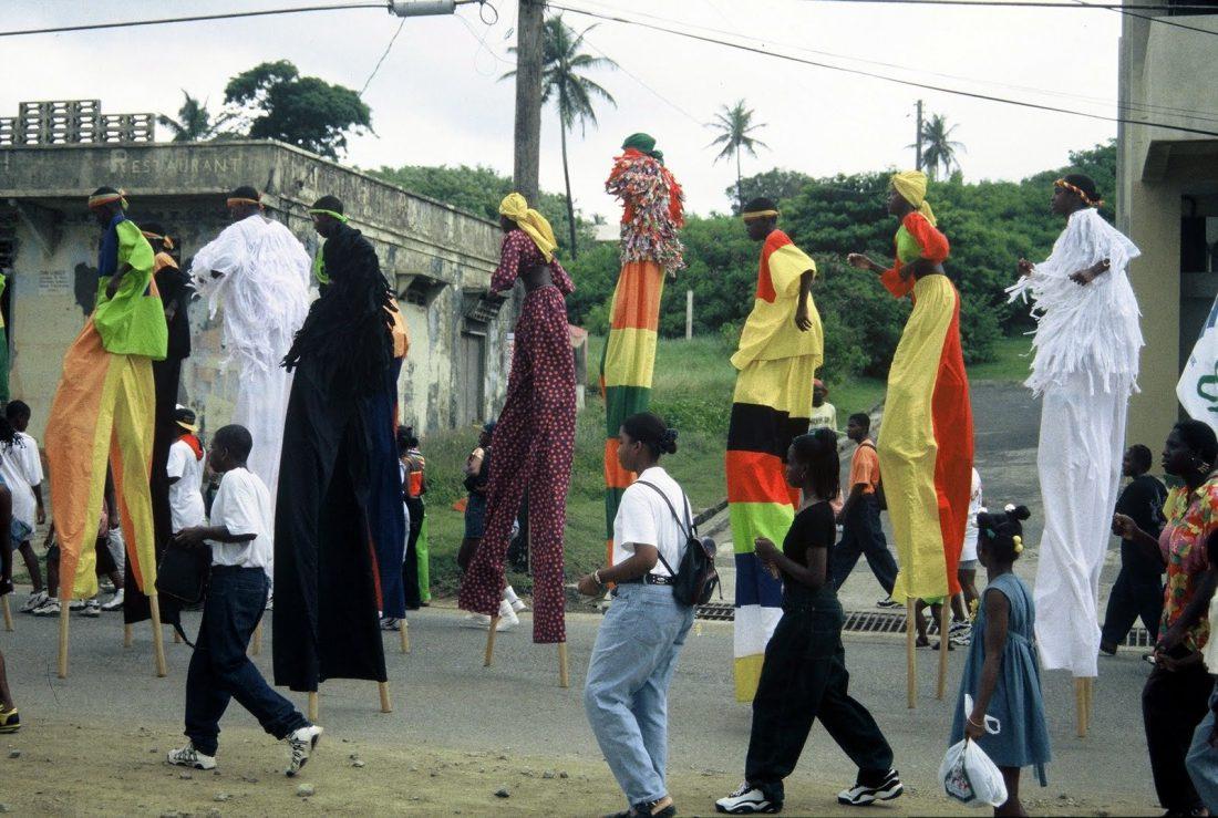 TOBAGO : Heritage Festival 1997