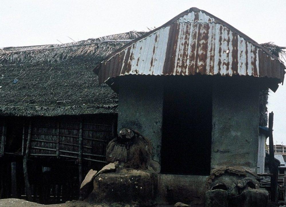 BENIN : Ganvié Vodoun