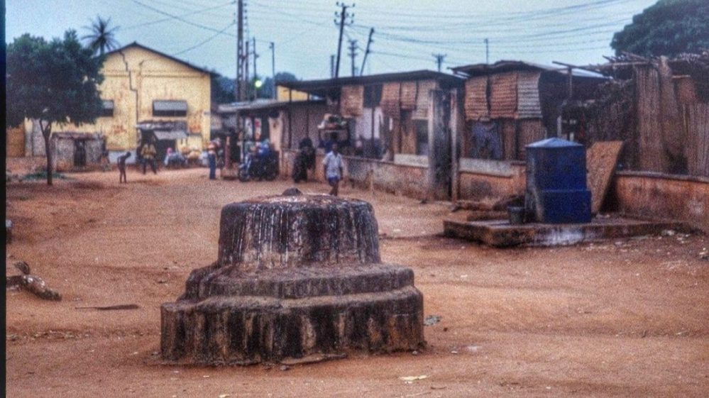 BENIN : Ouidah Aizan