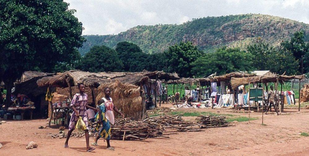 BENIN : Tanguieta