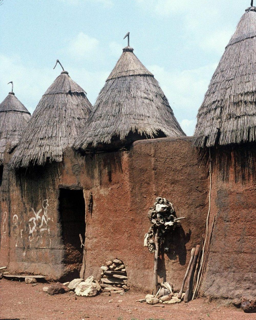 BENIN : Atacora Tata Somba