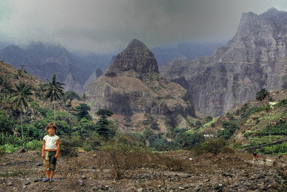 Cabo Verde : Ribeira da Torre (Santo Antao)