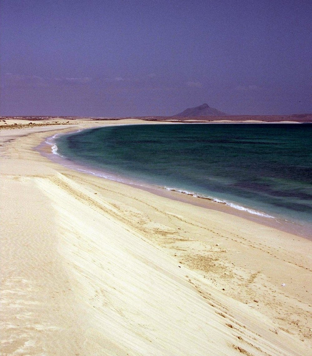 Cabo Verde ;: Boa Vista (praia d'Estoril)