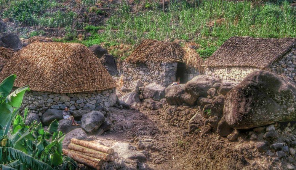 Santo Antao : Cova - Ribeira do Paùl