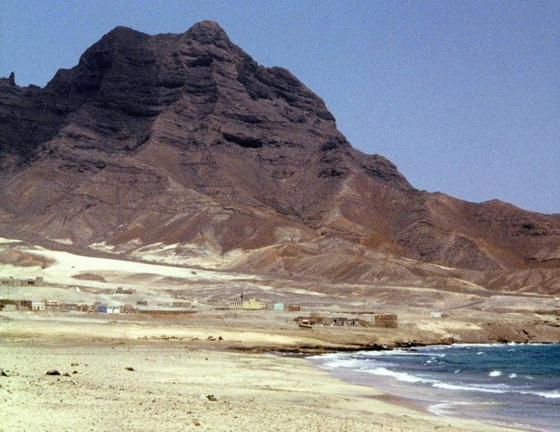 Cabo Verde : Sao Vicente (Mindelo)