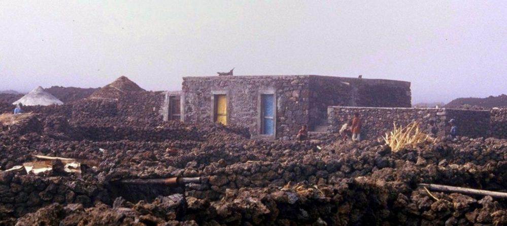 Cabo Verde : Fogo (Chã das Caldeiras)