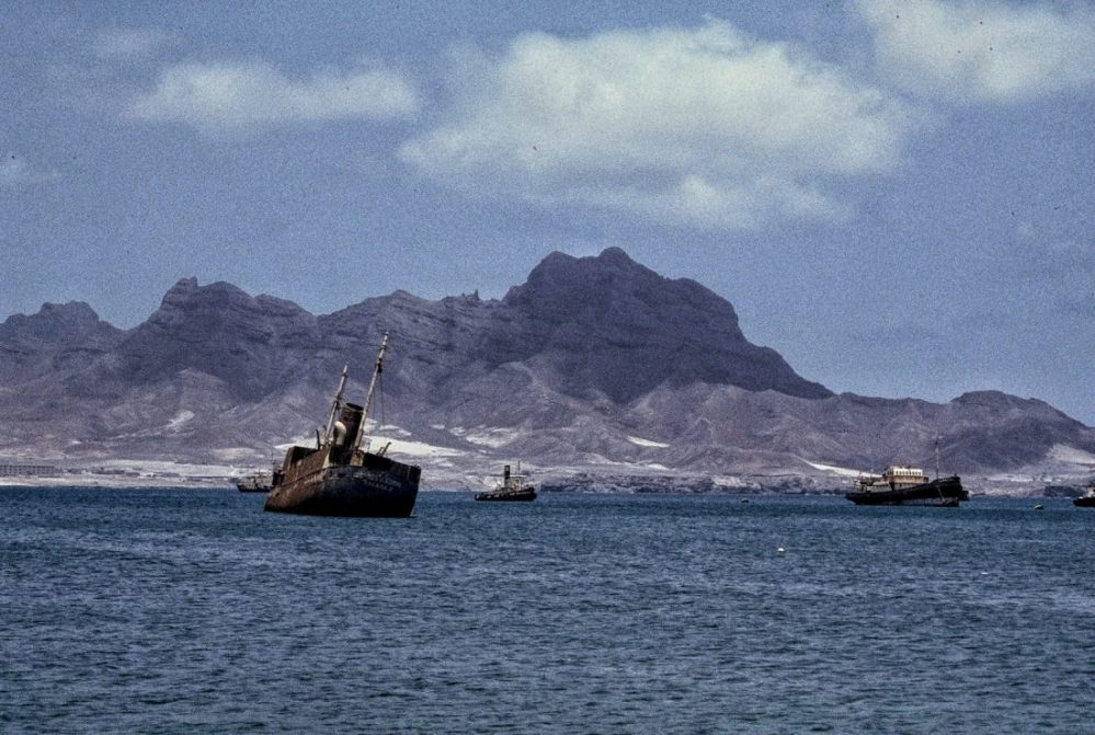 Cabo Verde : Sao Vicente