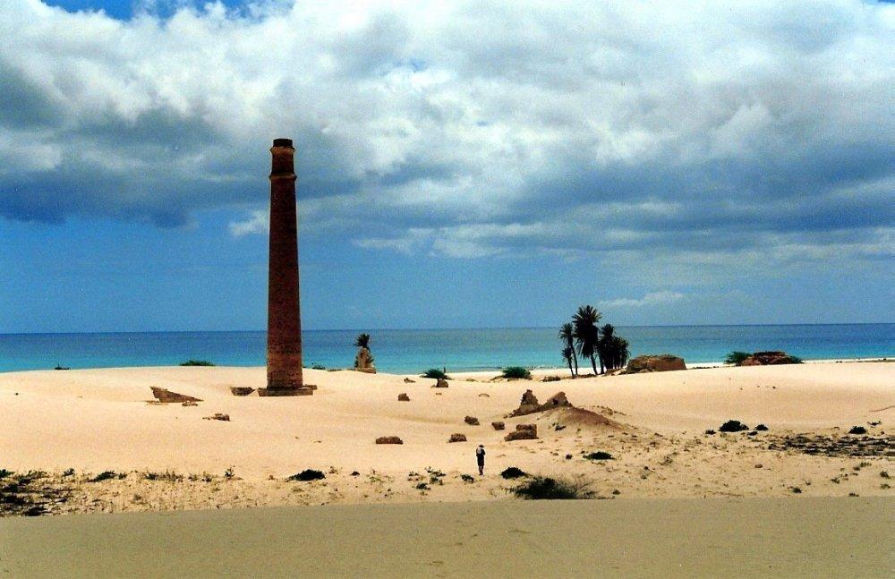 Cabo Verde : Boa Vista Praia de Chave