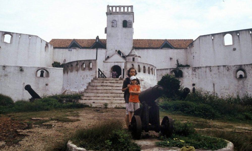 Ghana : Fort St. Jago (Coenraadsburg) - Elmina