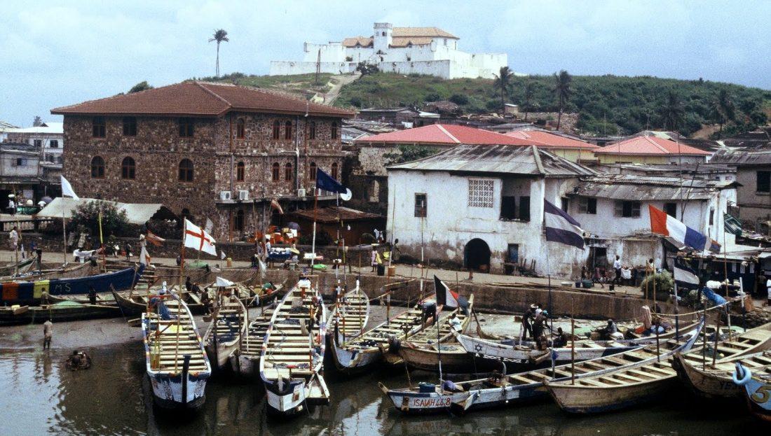 Fort St. Jago (Coenraadsburg) - Elmina