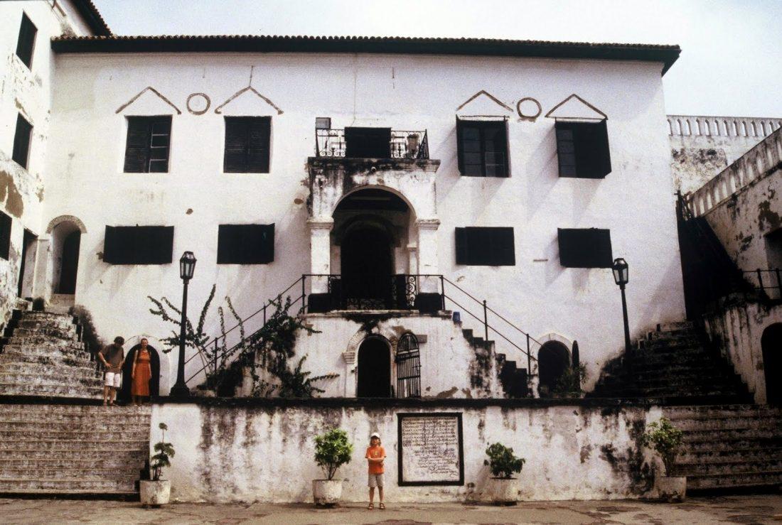 Ghana : Fort Sao Jorge da Mina
