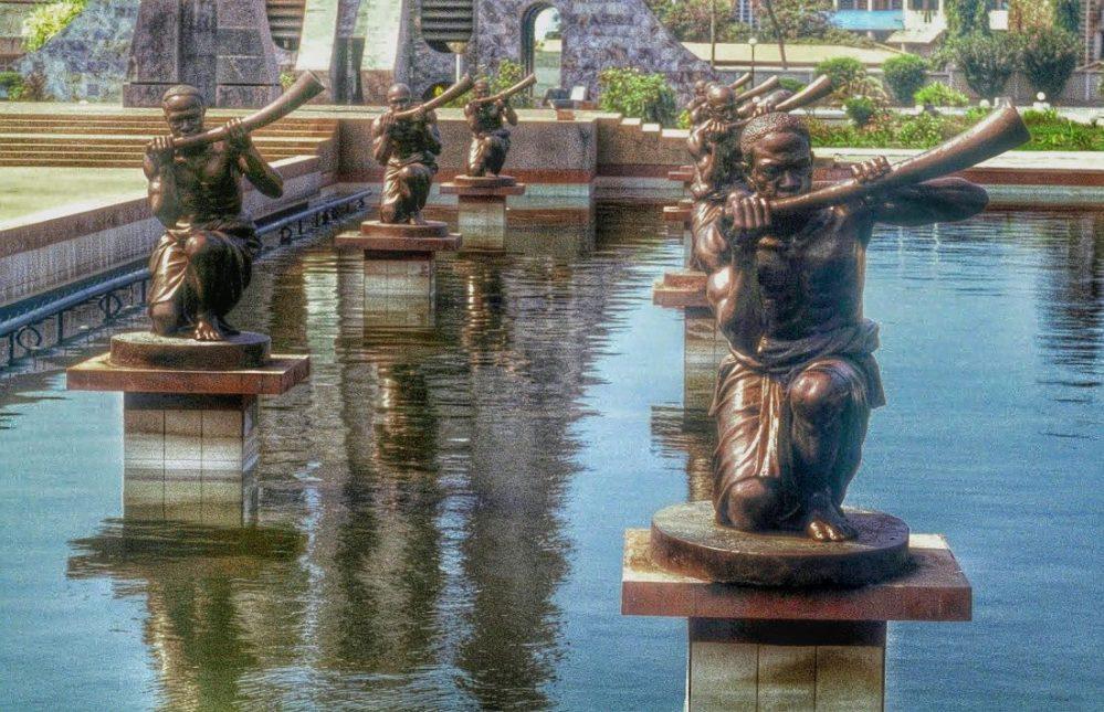 Ghana : Kwame Nkrumah Memorial