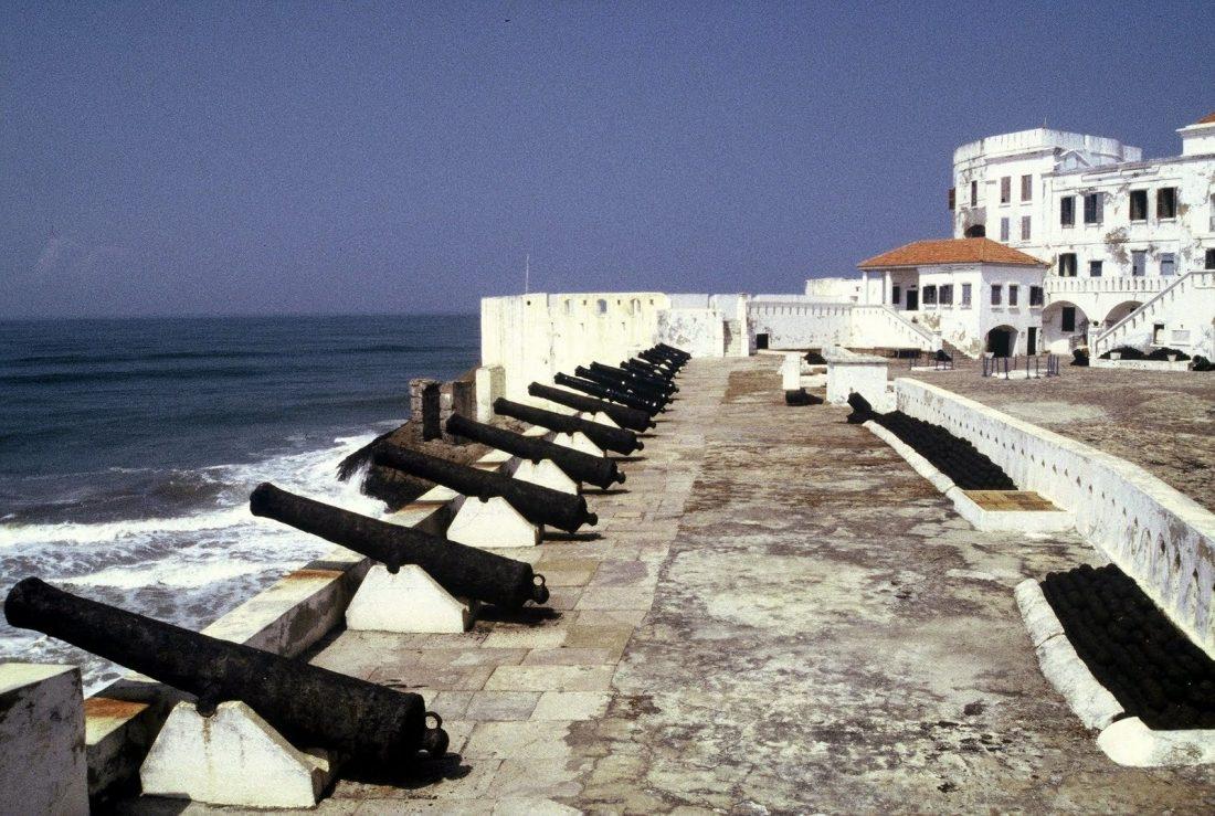 Ghana : Cape Coast Castle