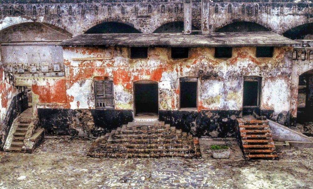 Ghana : Anomabo (Fort William)