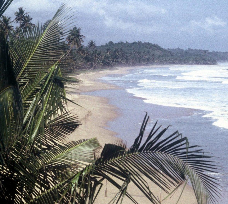 Ghana : Axim Beach Hotel