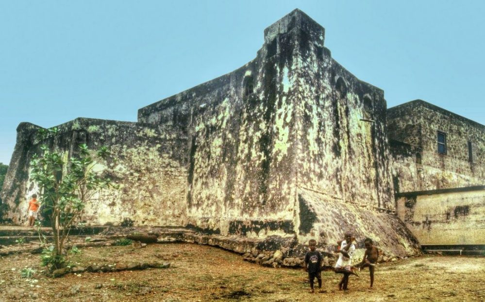 Apam : Fort Lijdzaamheid (Fort Patience)