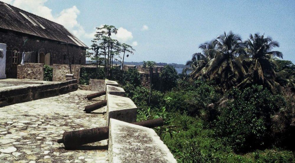Ghana : Fort Groot Fredericksborg