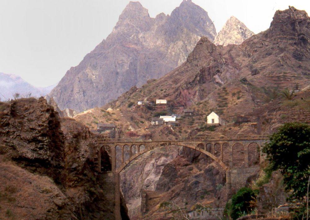 Santo Antao : Road to Coculi