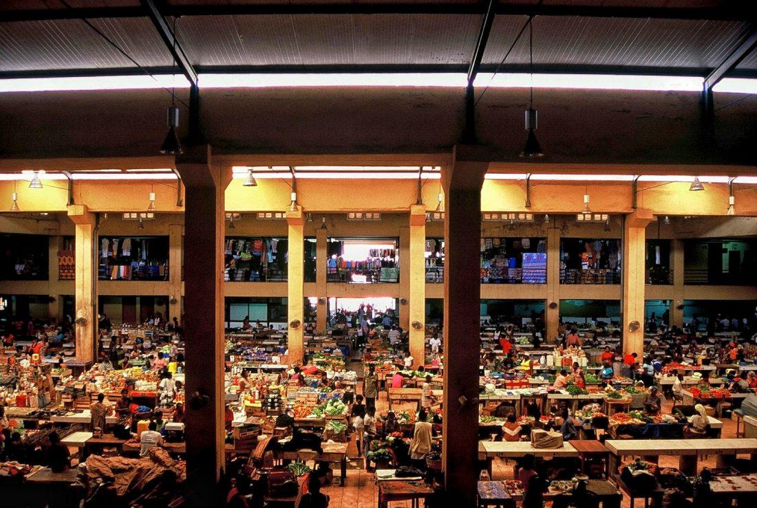 Sao Tome e Principe (Mercado Novo)