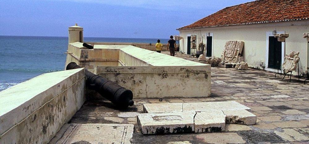 Sao Tome e Principe : Fort São Sebastião