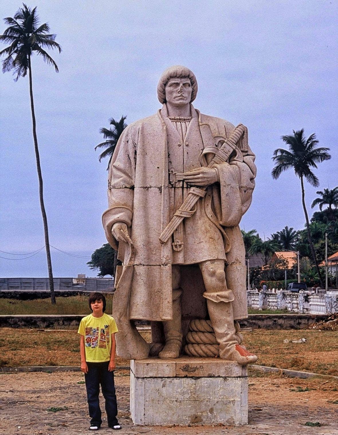 Sao Tome e Principe: Pedro Escobar