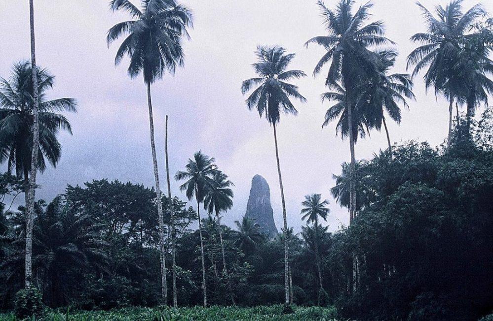 Sao Tome e Principe : Pico Cão Grande