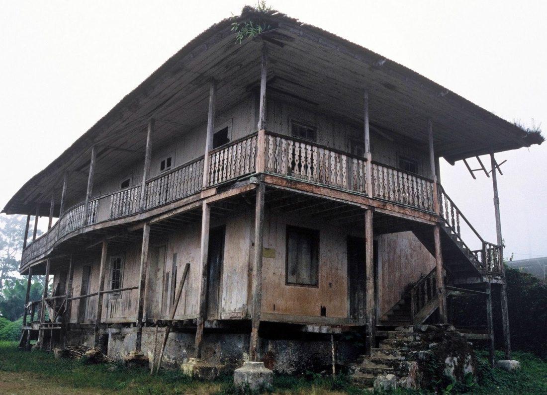 Sao Tome e Principe : Roça de Nova Moca