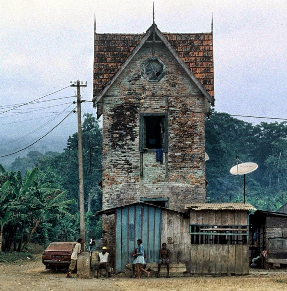 Sao Tome e Principe : Roça Boa Entrada