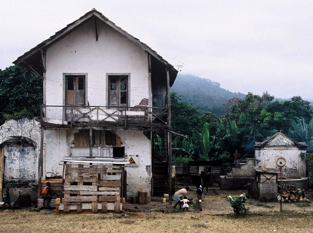 Sao Tome e Principe : Roça Vista Alegre