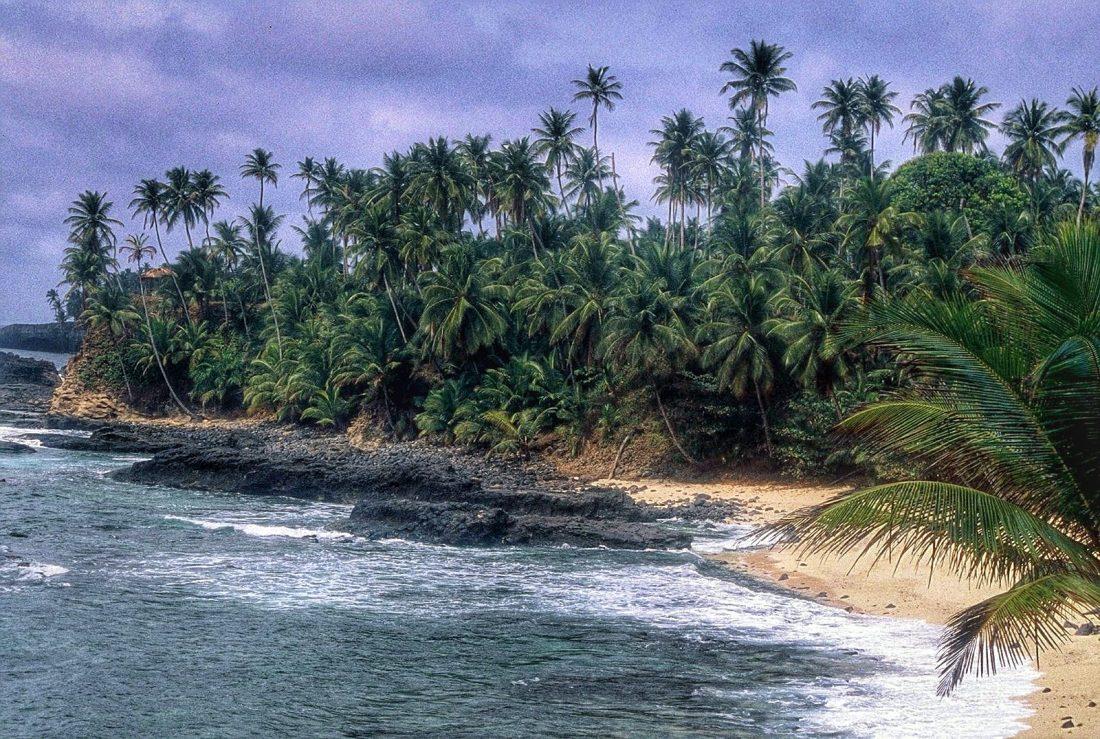 Sao Tome e Principe : Ilheú das Rolas