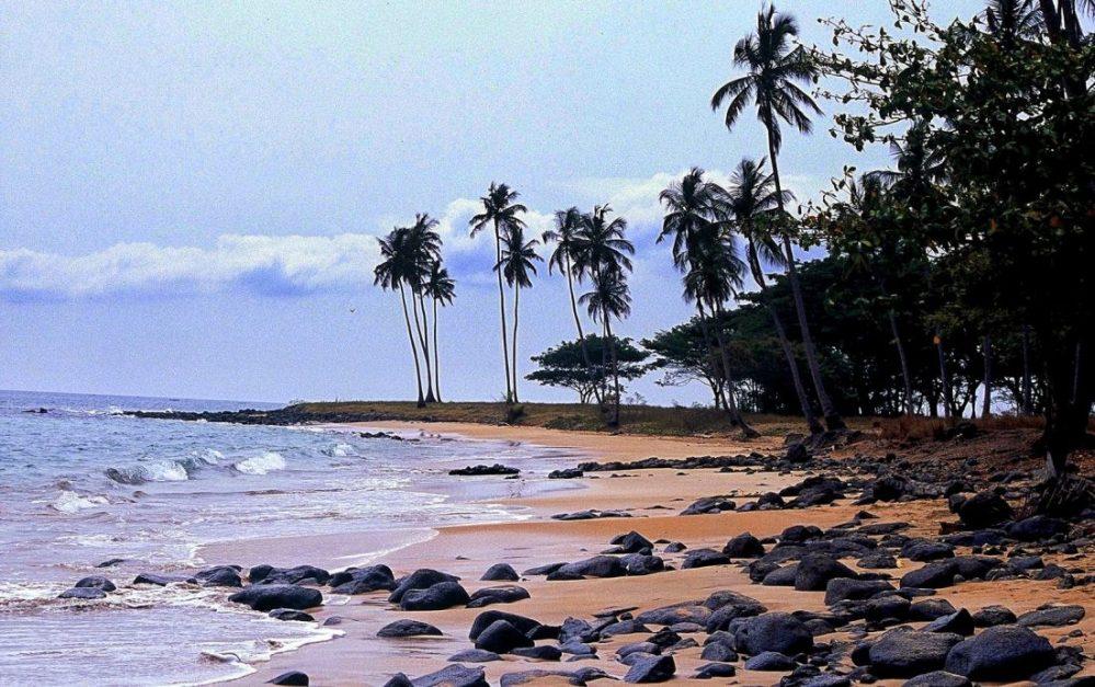 Sao Tome e Principe : Praia dos Governadores