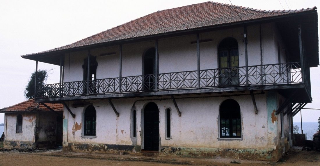 Sao Tome e Principe : Roça Praia Uba Budo