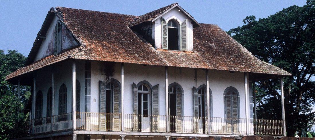 Sao Tome e Principe : Roça Nova Olinda