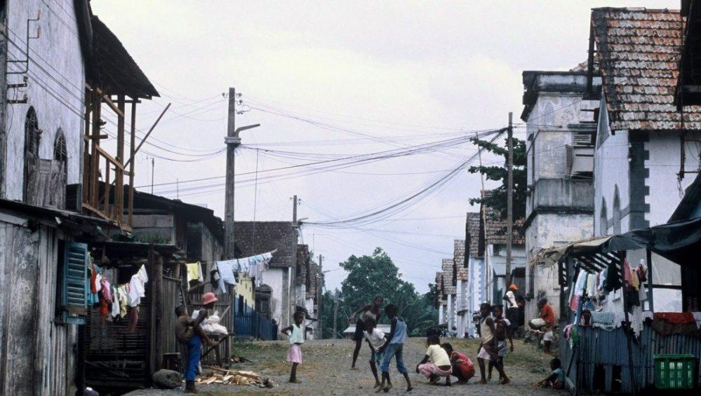Sao Tome e Principe : Roça Agua Ize