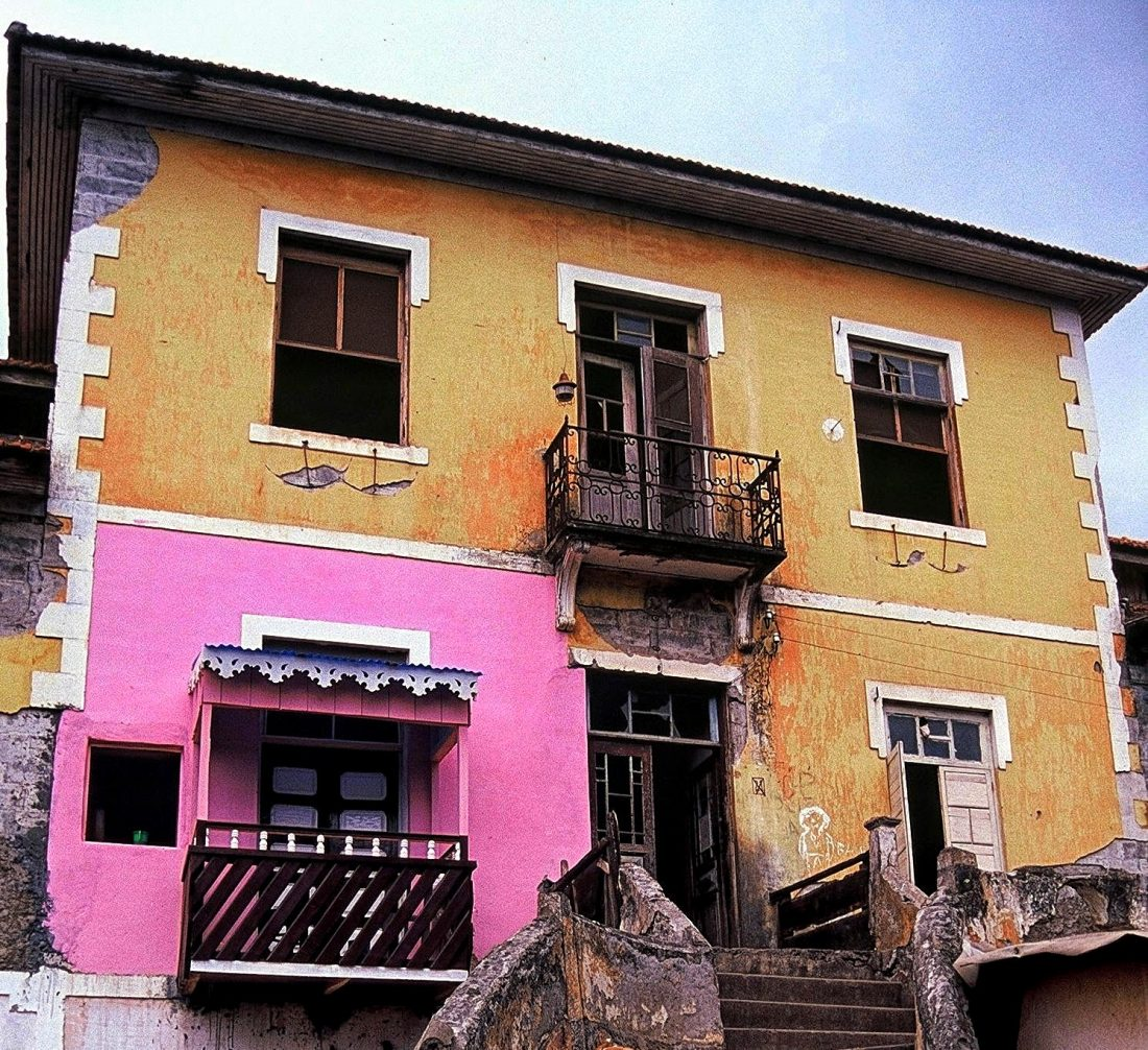 Sao Tome e Principe : Roça Ponta Figo