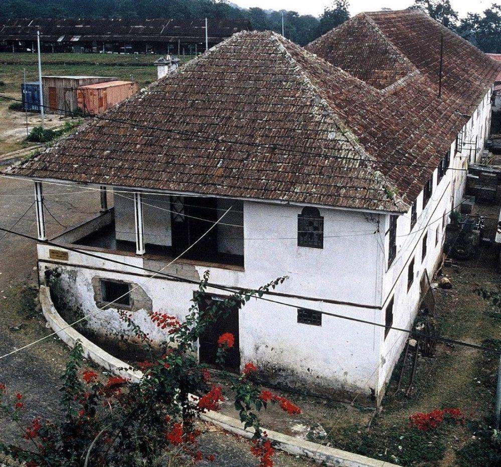 Sao Tome e Principe : Roça Monte Cafe