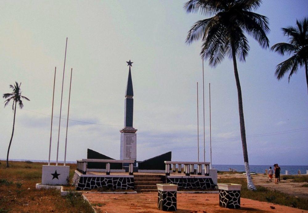 Sao Tome E Principe : Sao Fernando : massacre de Batapa