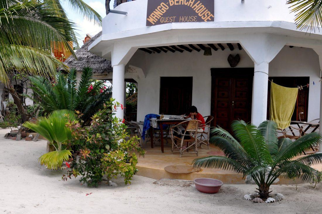 Jambiani : Mango Beach House