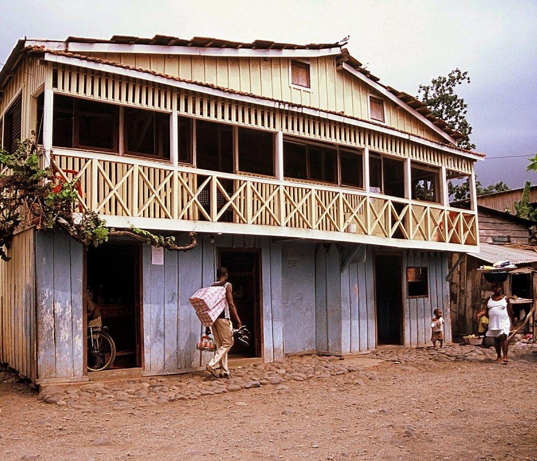 Sao Tome e Principe : Neves Restaurant