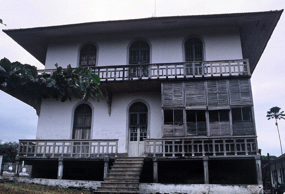 Sao Tome e Principe : Roça Diogo Vaz