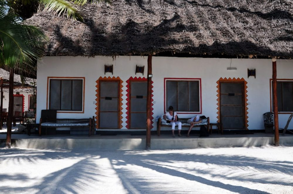 Kiwengwa : Simba Beach