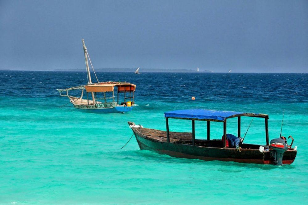 Zanzibar : Nungwi