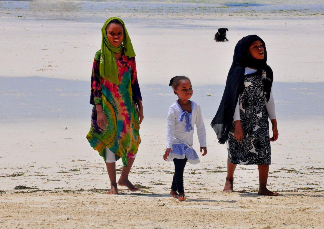 Zanzibar : Simba Beach